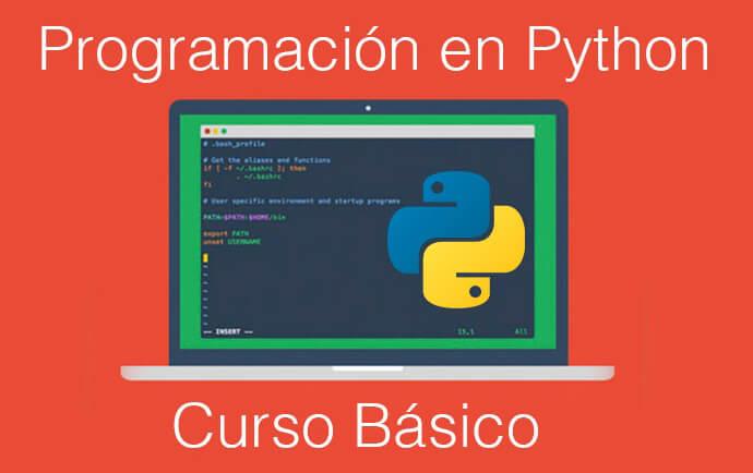 Curso Básico de programación en Python